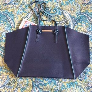 Vince Camuto oversized tote